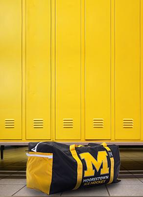 Michigan lockeroom