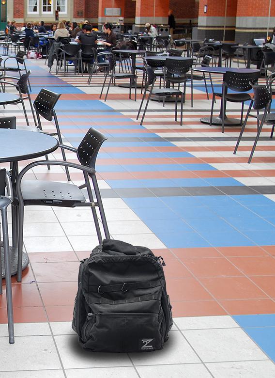 bag in school
